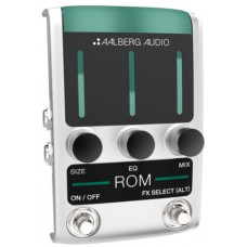 Aalberg Audio Effects, ROM RO-1 Reverb Pedal