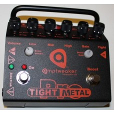Amptweaker Effects Pedal, TightMetal PRO