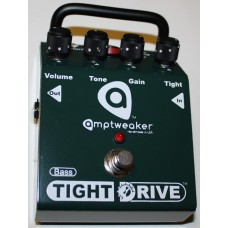 Amptweaker Effects Pedal, Bass TightDrive