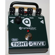 Amptweaker Effects Pedal, Bass TightDrive with Dry Lowend MOD