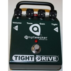 Amptweaker Effects Pedal, TightDrive Overdrive