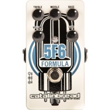 Catalinbread Effects Pedal, Formula 5F6,