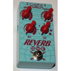 Cusack Music Effects Pedal, REVERB SME