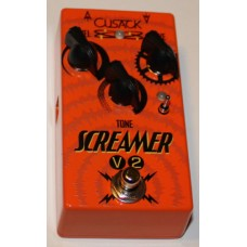 Cusack Music Effects Pedal, SCREAMER V2
