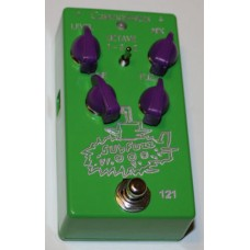 Cusack Music Effects Pedal, SubFuzz
