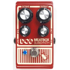 DigiTech DOD Meatbox Sub Synth Effects Pedal
