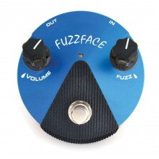 Dunlop FFM1 Silicon Fuzz Face Mini Distortion Pedal