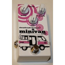 Dwarfcraft Devices Effects Pedal, MiniVan Echo