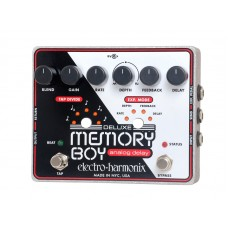 Electro Harmonix XO Deluxe Memory Boy,Brand New In Box, Free Shipping World Wide