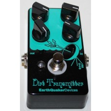 EarthQuaker Device Effects Pedal, Dirt Transmitter