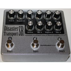 EarthQuaker Device Effects Pedal, Disaster Transport SR