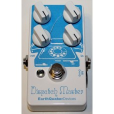 EarthQuaker Device Effects Pedal, Dispatch Master