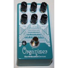 EarthQuaker Device Effects Pedal, Organizer V2