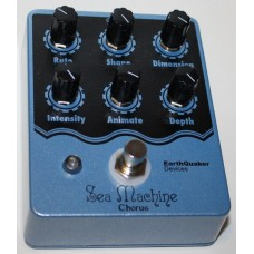 EarthQuaker Device Effects Pedal, Sea Machine V3