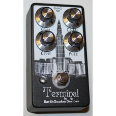 EarthQuaker Device Effects Pedal, Terminal Destructive Fuzz Device