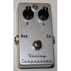 Keeley Electronics Effects Pedal, Compressor