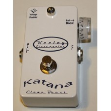 Keeley Electronics Effects Pedal, Katana Boost