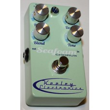 Keeley Electronics Effects Pedal, Seafoam Chorus