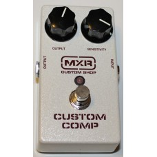 MXR Effect Pedal, Custom Comp CSP202