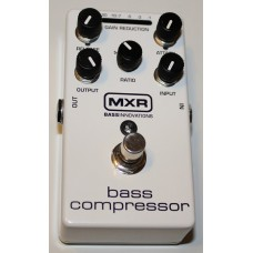 MXR Effect Pedal, Bass Compressor M87