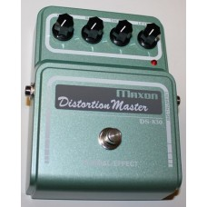 MAXON DISTORTION MASTER (DS830) Effect Pedal