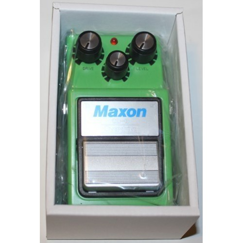 MAXON OD9 OVERDRIVE Effects Pedal