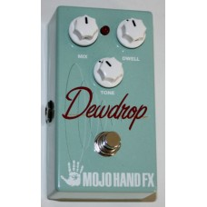 Mojo Hand FX Effects Pedal, Dewdrop Reverb
