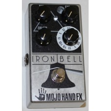 Mojo Hand FX Effects Pedal, Iron Bell Fuzz