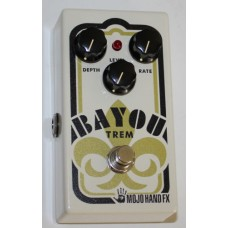 Mojo Hand FX Effects Pedal, Bayou Trem