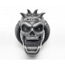 OGRE Effects, Thunderclap Distortion Pedal, Gray