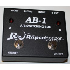 Rapco Horizon A/B Passive Switching Box, AB-1