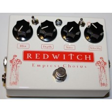 Red Witch Empress Chorus Vibrato Pedal