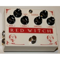 Red Witch Medusa Chorus Effect Pedal