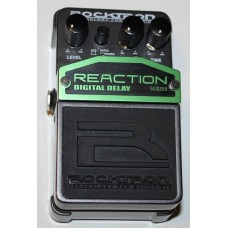 RockTron Reaction Digtal Delay Pedal