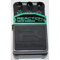 RockTron Reaction Super Charger Overdrive Pedal