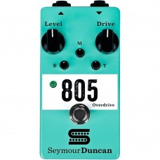 Seymour Duncan 805 Overdrive Effects Pedal