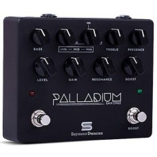 Seymour Duncan The Palladium Gain Stage Effects Pedal, Black