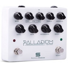 Seymour Duncan The Palladium Gain Stage Effects Pedal, White