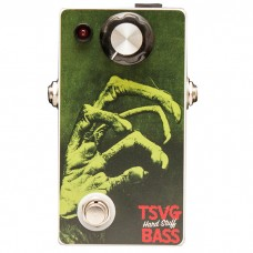 TSVG hand built Effects Pedal, Hard Stuff Bass Boost