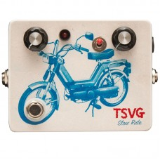 TSVG hand built Effects Pedal, Slow Ride