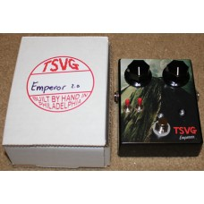 TSVG Effects Pedal, Emperor Overdrive / Boost 2.0