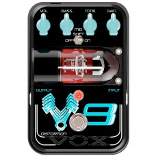 VOX Tone Garage V8 Distortion Pedal, TG1V8DS