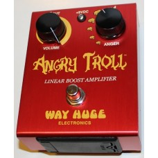Way Huge Angry Troll Linear Boost Amplifier Pedal,WHE101