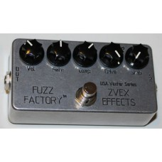Z.VEX Effects Pedal, USA Vexter Fuzz Factory