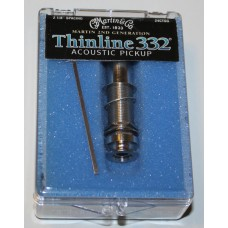 C.F. Martin & Co. Thinline 332 Acoustic Pickup, 24CTSG