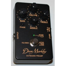 Dean Markley DME-3 Outboard Preamp