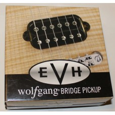 EVH Wolfgang Bridge Pickup, Black, Model: 0222138002