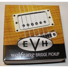 EVH Wolfgang Bridge Pickup, Chrome, Model: 0222139002