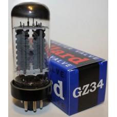 Mullard GZ34 / 5AR4 rectifier tubes