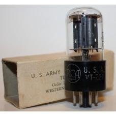 NOS RCA VT229 / 6SL7GT / 6SL7